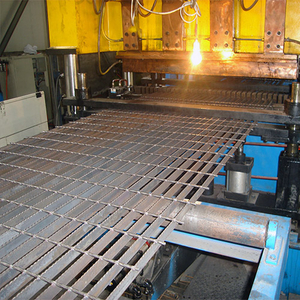 Lattice Steel Plate